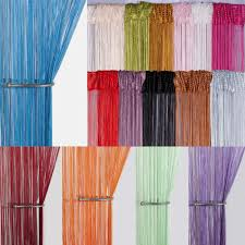 Voiles For Patio Doors by Door Curtain Panel Ebay