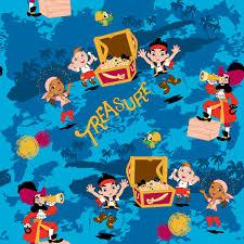 jake u0026 neverland pirates fleece fabric joann