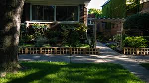 asian inspired garden in chicago 4 seasons painting and landscaping