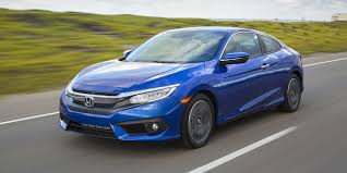 future honda accord honda civic coupe first drive