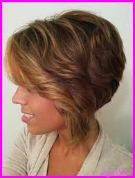 short hair in back long in front long front short back haircut wavy livesstar com