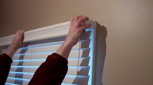 Valance Clips For Wood Blinds How To Replace Wood And Faux Wood Blind Valance Clips With Magnets
