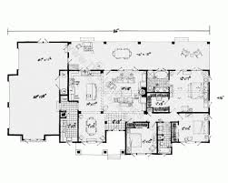 Home Design For 3000 Sq Ft 3000 Sq Ft Modern House Plans Modern Contemporary House Plans