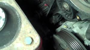chevrolet daewoo tacuma timing belt installation youtube