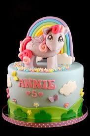 pony cake themed cakes