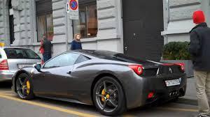 Ferrari 458 Blacked Out - gumball 3000 2013 team battery energy ferrari 458 spider black and