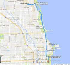 Chicago City Limits Map by Maps Maps Of Usa