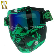 Masker Helm bike mask motorcycle mask goggles motocross motor