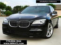 2011 used bmw 7 series 750i at inmotion motors serving loganville