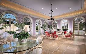 French Chateau Interior Stunning French Chateau Style Mansion In Los Angeles Idesignarch