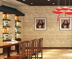 brick contact paper for dining room with self adhesive decoration