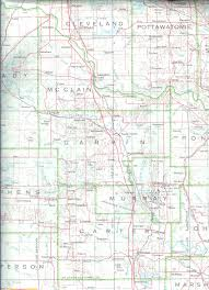 Murray State Map by Counties With All 1900 Enumeration Districts Identified