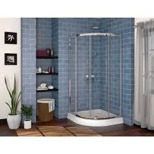 40 Inch Shower Door Discobath Fleurco Signature Alina 36 X 70 Semi Frameless