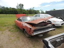 68 dodge charger rt 440 1968 dodge charger 318 auto parts car for hemi or 440 r t for sale
