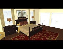 create a bedroom layout online