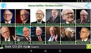 Warren Buffet Autobiography by Warren Buffett Best Investor Android Apps On Google Play
