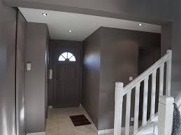 revetement pour escalier exterieur hall d u0027entrée cage escalier peinture frehel deco morbihan