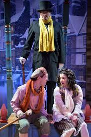 review tiny tim u0027s christmas carol at adventure theatre mtc