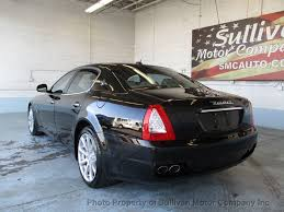 used maserati quattroporte 2009 maserati quattroporte 4dr sedan s sedan for sale in mesa az