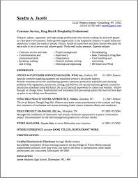 Sample Objectives Of Resume by Career Change Resume 19 Management Career Change Resume Example