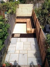 small garden design clapham london step through the planting