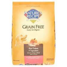 Pumpkin Food by Nature U0027s Recipe Grain Free Easy To Digest Salmon Sweet Potato