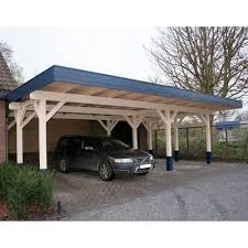 bertsch triple carport 9 2m x 6 5m large 120mm glu lam posts