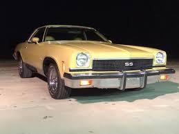 1973 chevelle ss rare triple chamois color paint interior