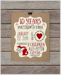 10 year wedding anniversary gifts for 10 year wedding anniversary gifts for him australia wedding