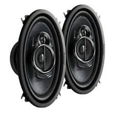 pioneer 4x6 vw corrado 88 95 pioneer car speakers 4x6 coax rear ebay