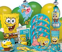 spongebob party ideas ultimate spongebob birthday party idea