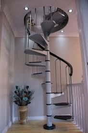 small diameter spiral staircase af26 petite stairs
