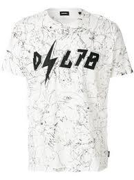 diesel t shirts tees for men 2017 farfetch