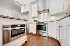 High Gloss Acrylic Kitchen Cabinets by Dkbc High Gloss Acrylic White Flat M30 Kitchen Cabinets And