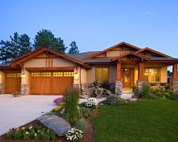 Ranch Style House Exterior 21 Best Craftsman Style Ranches Images On Pinterest Craftsman