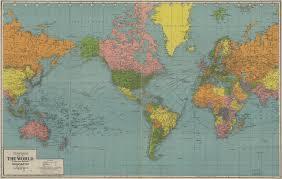 Timeline Maps World Map 1930 Timekeeperwatches