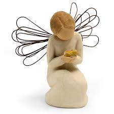 angels cards and gifts carries a beautiful array of pottery