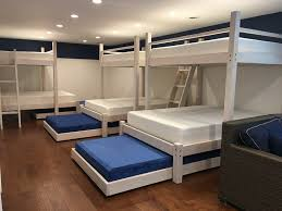 House Bunk Beds Custom Bunk Beds House Contemporary Bunk Bed