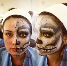 last minute halloween makeup ideas from the horrors at lcf ual news