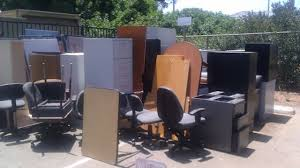 Office Furniture Removal San Diego Freds Junk Removal - Home office furniture san diego