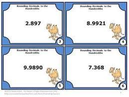 63 best rounding decimals images on pinterest rounding decimals