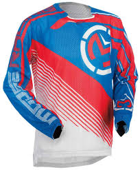jersey motocross moose racing sahara jersey motocross jerseys blue white red