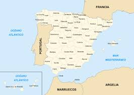Spain Map World by Slideshow For Spain Maps