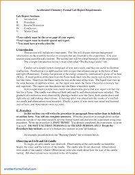 formal lab report template biology lab report template cool 11 formal lab report exle