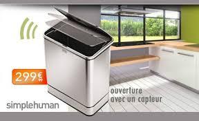 poubelle de cuisine rectangulaire poubelles de cuisine automatique