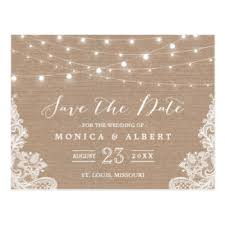 rustic save the date cards save 15 50 on rustic save the date postcards