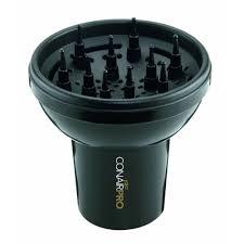 portable hair dryer walmart conair pro professional interchangeable 3 in 1 universal hair