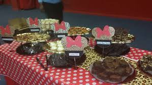 cheetah print party supplies minnie mouse leopard print birthday party ideas photo 9 of 23