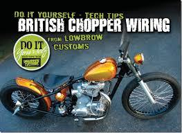 british chopper wiring the cycle source magazine world report