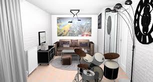 deco new york chambre ado décoration d u0027intérieur d u0027une chambre d u0027ado à linas 91